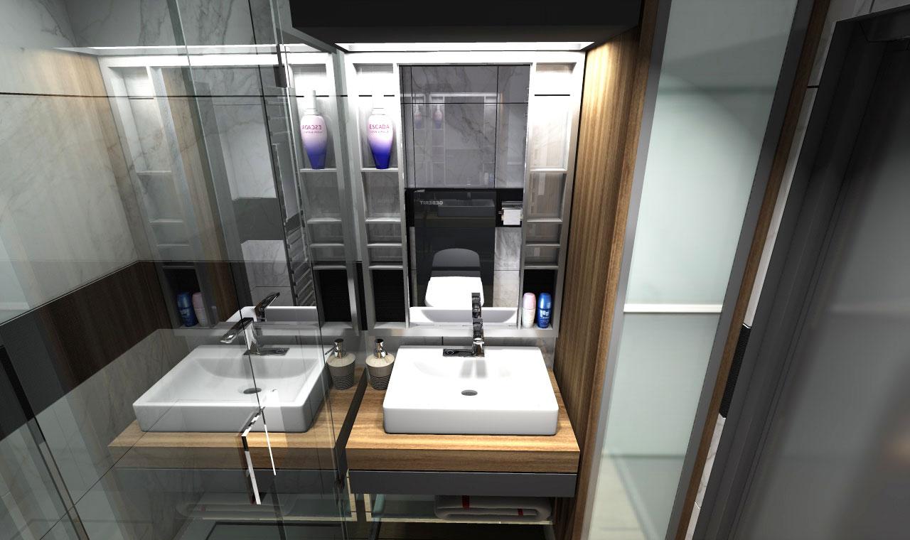 sanitarije u kupatilu